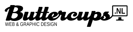 Logo buttercups.nl